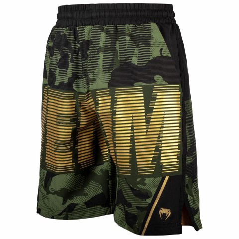 Short de sport Venum Tactical - Forest Camo/Noir