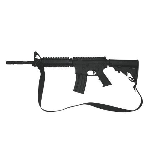 Fusil d'assaut M16 factice en caoutchouc Fuji Mae