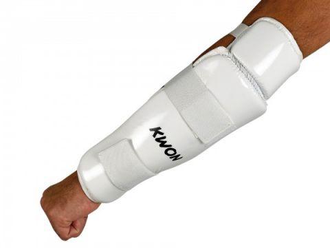 Protège avant-bras et coudes Kwon - Blanc