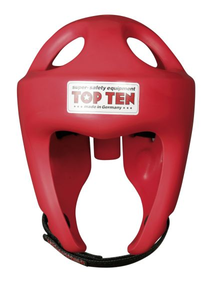 Casque Top Ten Competition Fight - Rouge