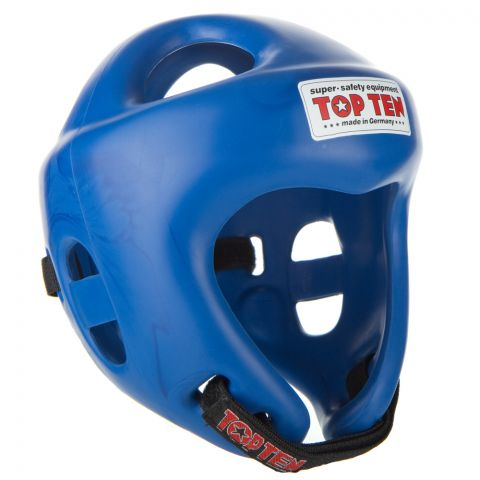 Casque Top Ten Competition Fight - Bleu