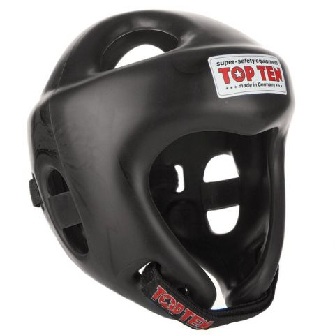 Casque Top Ten Competition Fight - Noir