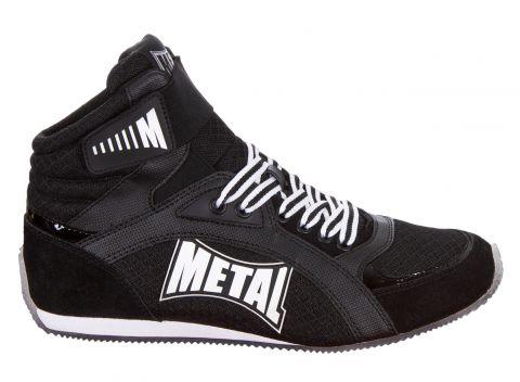 Chaussure multiboxe Viper Metal Boxe - Noire