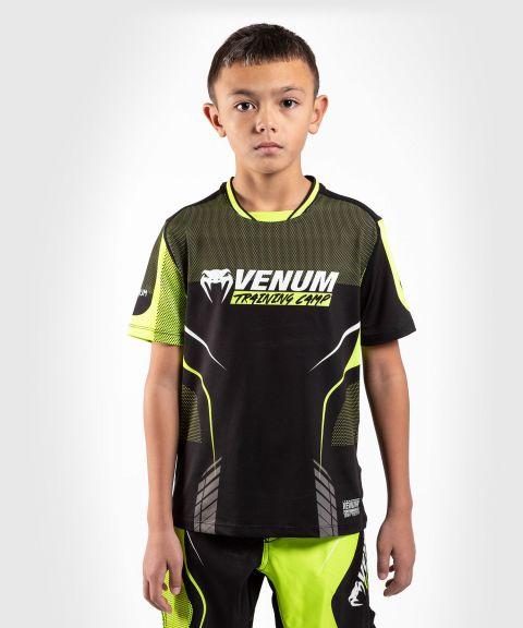 T-shirt Dry Tech Venum Training Camp 3.0 - pour enfants