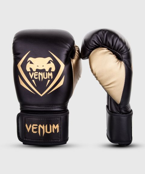 Gants de boxe Venum Contender - Noir/Or