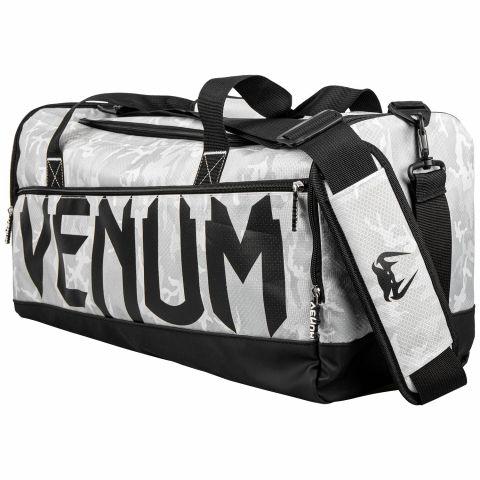 Sac de sport Venum Sparring - Blanc/Camo