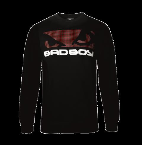 Sweatshirt Bad Boy - Noir/Rouge