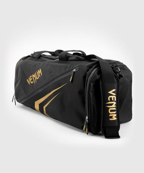 Sac de sport Venum Trainer Lite Evo  - Noir/Or