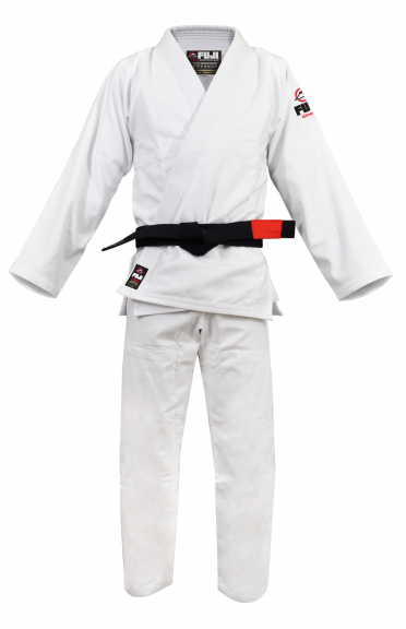 Kimono de JJB Fuji Sports All Around - Blanc