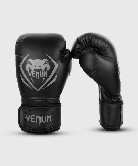 Gants de boxe Venum Contender - Noir/Gris