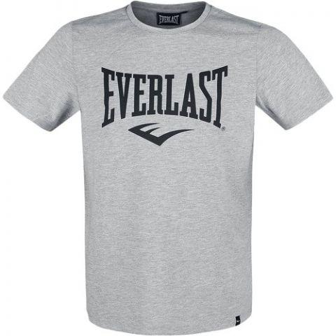 T-Shirt Everlast Russel - Gris Chiné