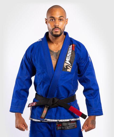 Kimono de BJJ Venum Elite 3.0 - Bleu