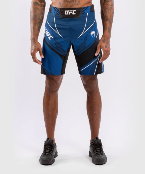 Fightshort Homme UFC Venum Authentic Fight Night - Coupe Longue - Bleu