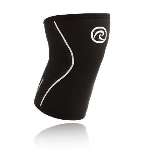Genouillère Rehband Rx 5 mm - Noir