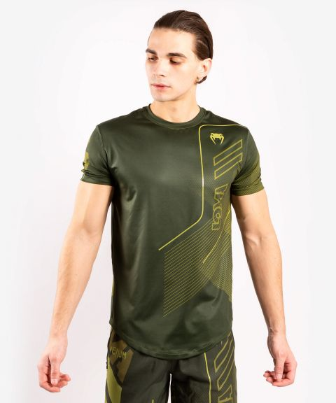 T-Shirt Dry Tech Venum Commando Edition Loma - Kaki