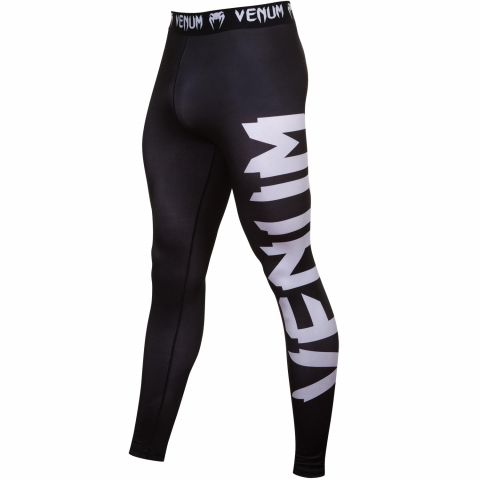 Pantalon de Compression Venum Giant - Noir/Ice