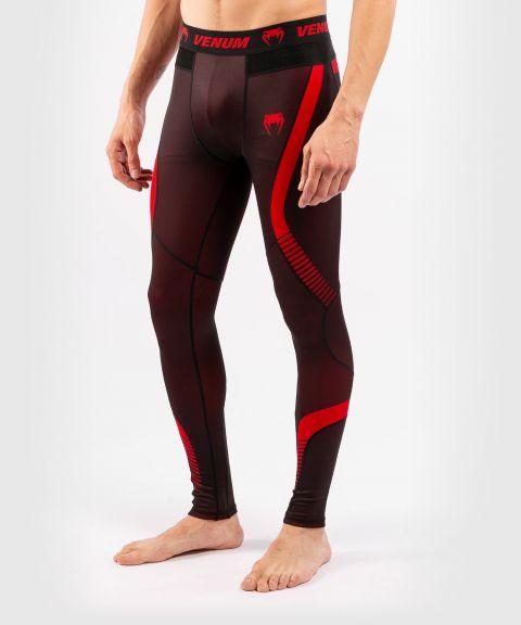 Pantalon de Compression Venum NoGi 3.0 - Noir/Rouge