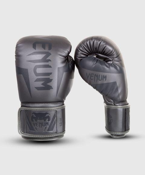 Gants de Boxe Venum Elite - Gris/Gris