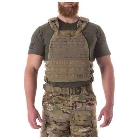 Gilet lesté porte-plaques TacTec 5.11 Tactical