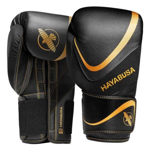 Gants de Boxe Hayabusa H5 - Noir/Or
