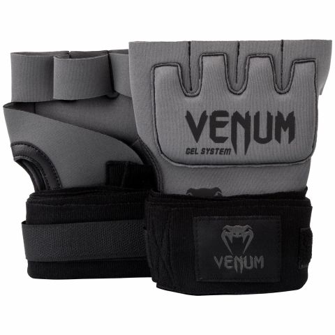 Sous-gants Venum Gel Kontact - Gris/Noir