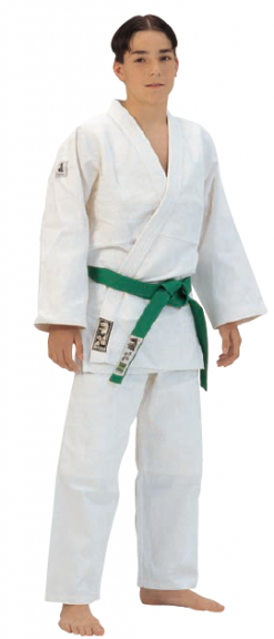 Kimono de Judo Matsuru Entrainement - Blanc