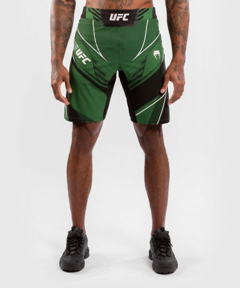 Fightshort Homme UFC Venum Authentic Fight Night - Coupe Longue - Vert