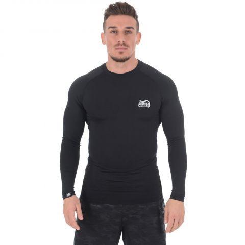 Rashguard Phantom Athletics Tactic - Noir - Manches longues