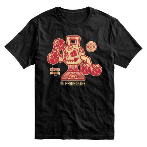 T-Shirt Pride or Die WoD - Noir