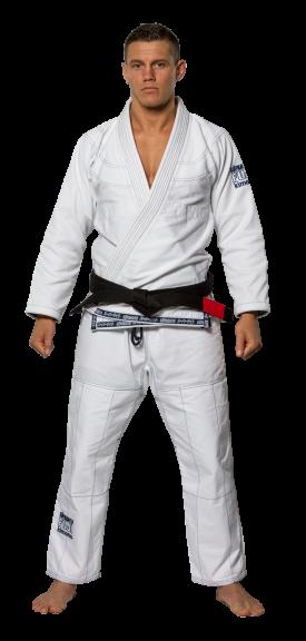Kimono de JJB Fuji Sports Suparaito - Blanc
