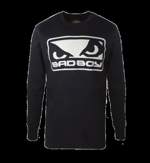 SweatShirt Bad Boy - Noir/Blanc