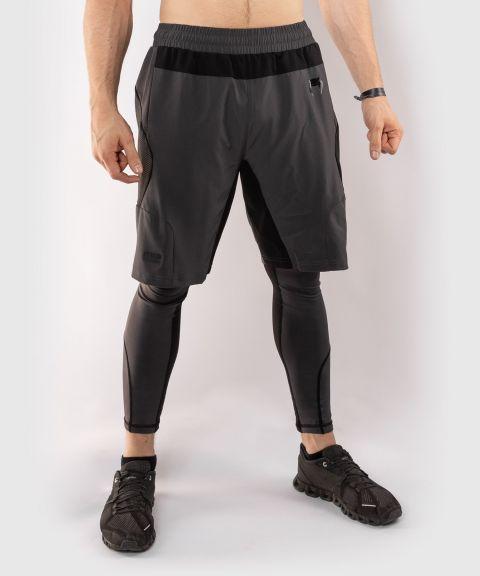 Short de sport Venum G-Fit - Gris/Noir