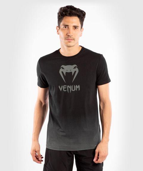 T-shirt Venum Classic - Noir/Gris chiné