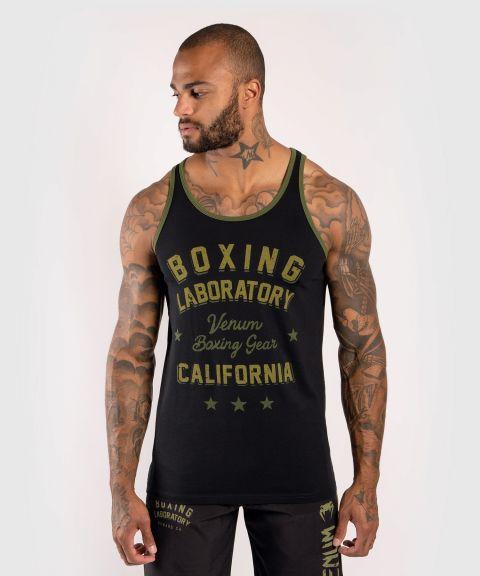 Débardeur Venum Boxing Lab - Noir/Vert