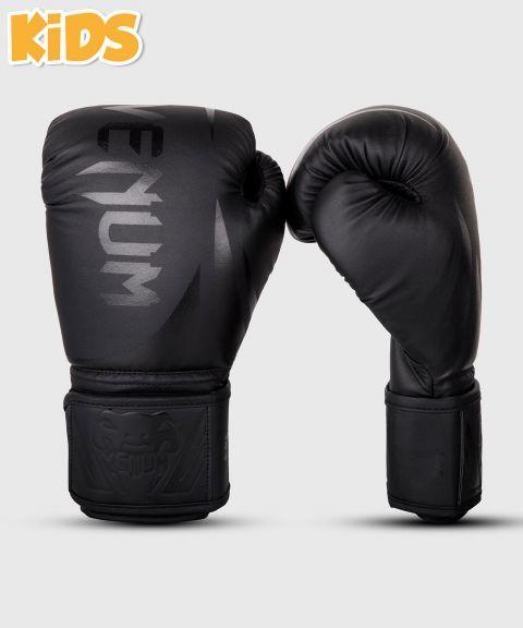 Gants de boxe Venum Challenger 2.0 Kids - Noir/Noir