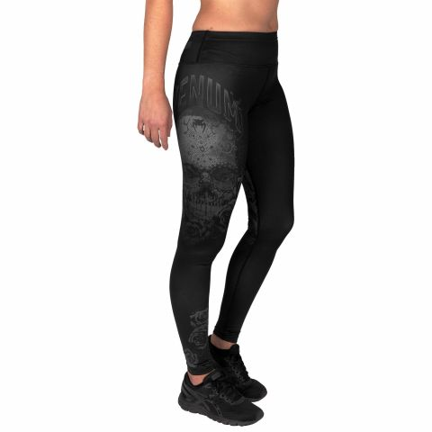 Leggings Femme Venum Santa Muerte 3.0 - Noir/Noir