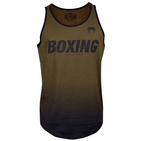 Débardeur Venum Boxing VT - Kaki/Noir