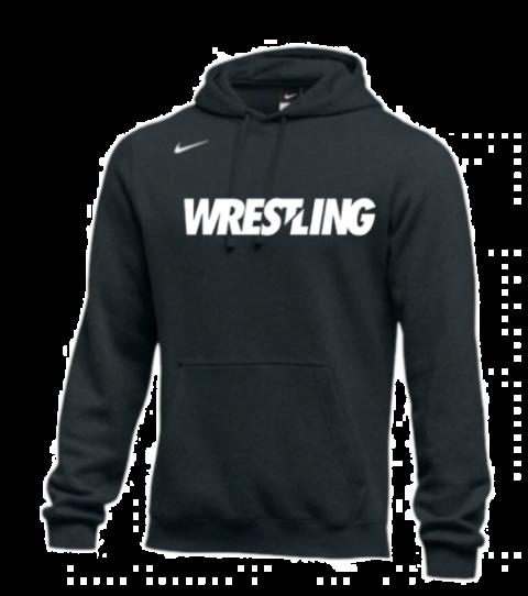 Sweat-shirt d'entraînement Nike - WRESTLING -Noir