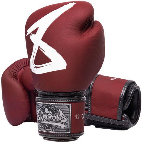 Gants de boxe 8 Weapons Big 8 - Rouge