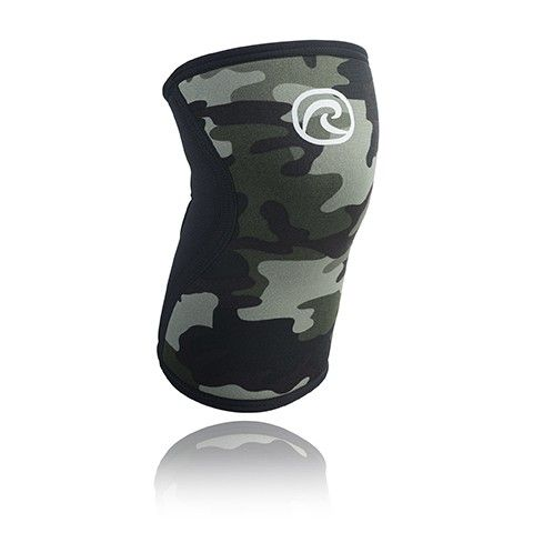 Genouillère Rehband Rx 5 mm - Camouflage