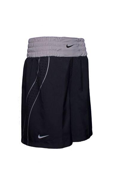 Short de Boxe Nike - Noir/Gris