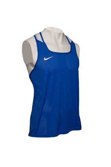 Débardeur de Boxe Nike - Bleu/Blanc