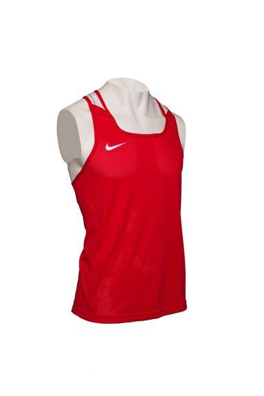 Débardeur de Boxe Nike - Rouge/Blanc