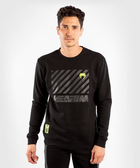 Sweatshirt Venum Stripes - Noir