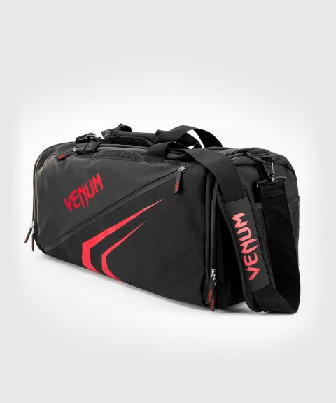 Sac de sport Venum Trainer Lite Evo  - Noir/Rouge