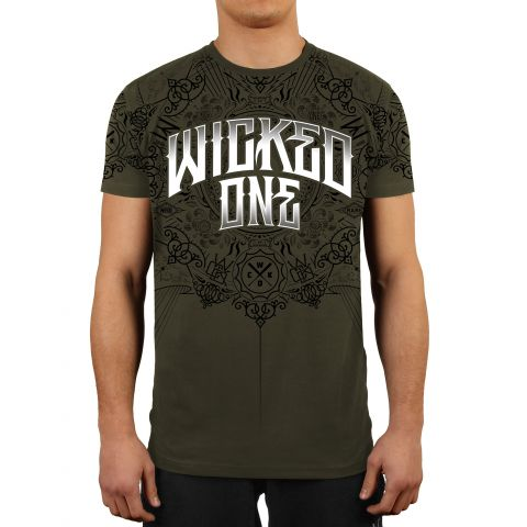 T-shirt Wicked One Bleak - Kaki