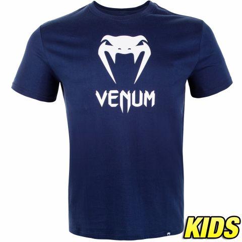 T-shirt Enfant Venum Classic - Bleu Marine