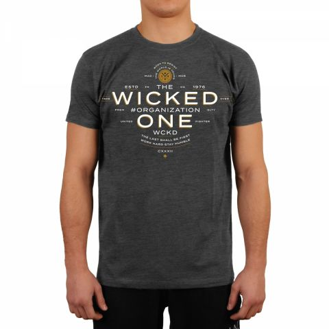 T-shirt Wicked One Premium - Gris