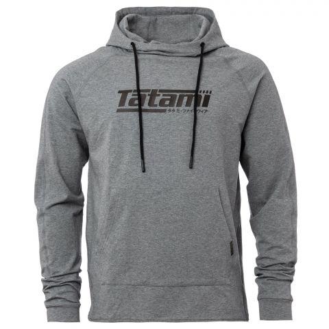 Sweatshirt à Capuche Tatami Fightwear Logo - Gris/Noir