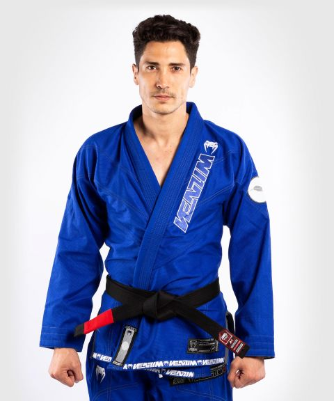 Kimono de BJJ Venum Elite Light 3.0 - Bleu